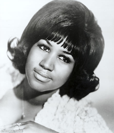 Aretha Franklin free piano sheets